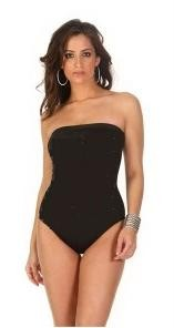 7ef48c6f951 This fabulous swimsuit will hold in your tummy and give the illusion of  taking off 10 pounds in 10 seconds! Miraclesuits are designed to create an  hour ...