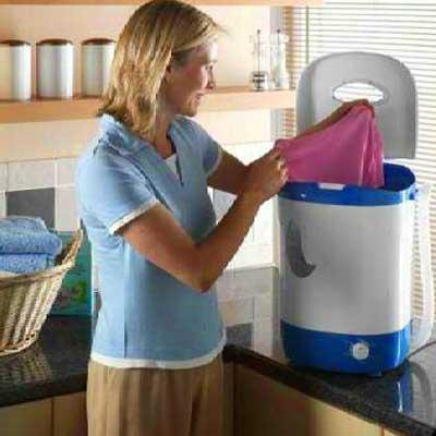 Portable Semi Auto Mini Camping Baby Washing Machine Spin