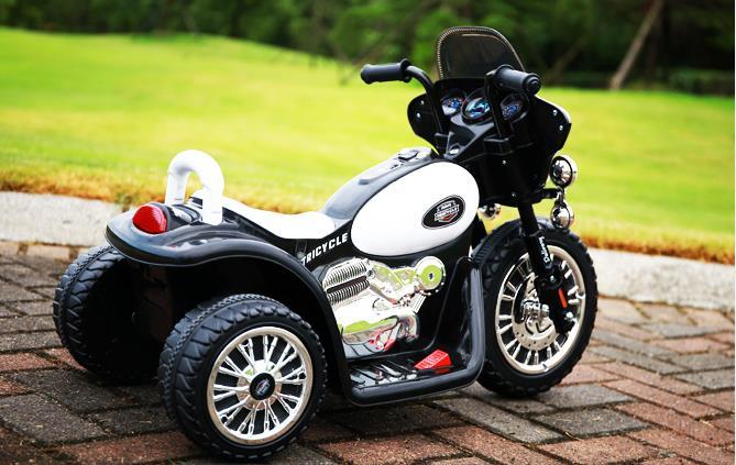 Xmas Sale Kids Ride On Motorbike Motorcycle Harley Style