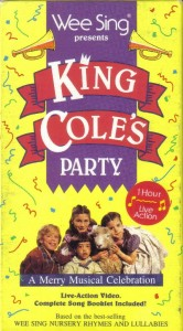Wee Sing The Best Christmas Ever Vhs.Vhs Wee Sing King Coles Party