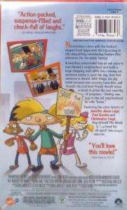 VHS Nickelodeon Hey Arnold The Movie Animated   eBay