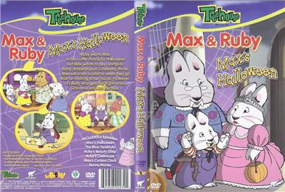 Max And Ruby Halloween Vhs Wwwpicturessocom