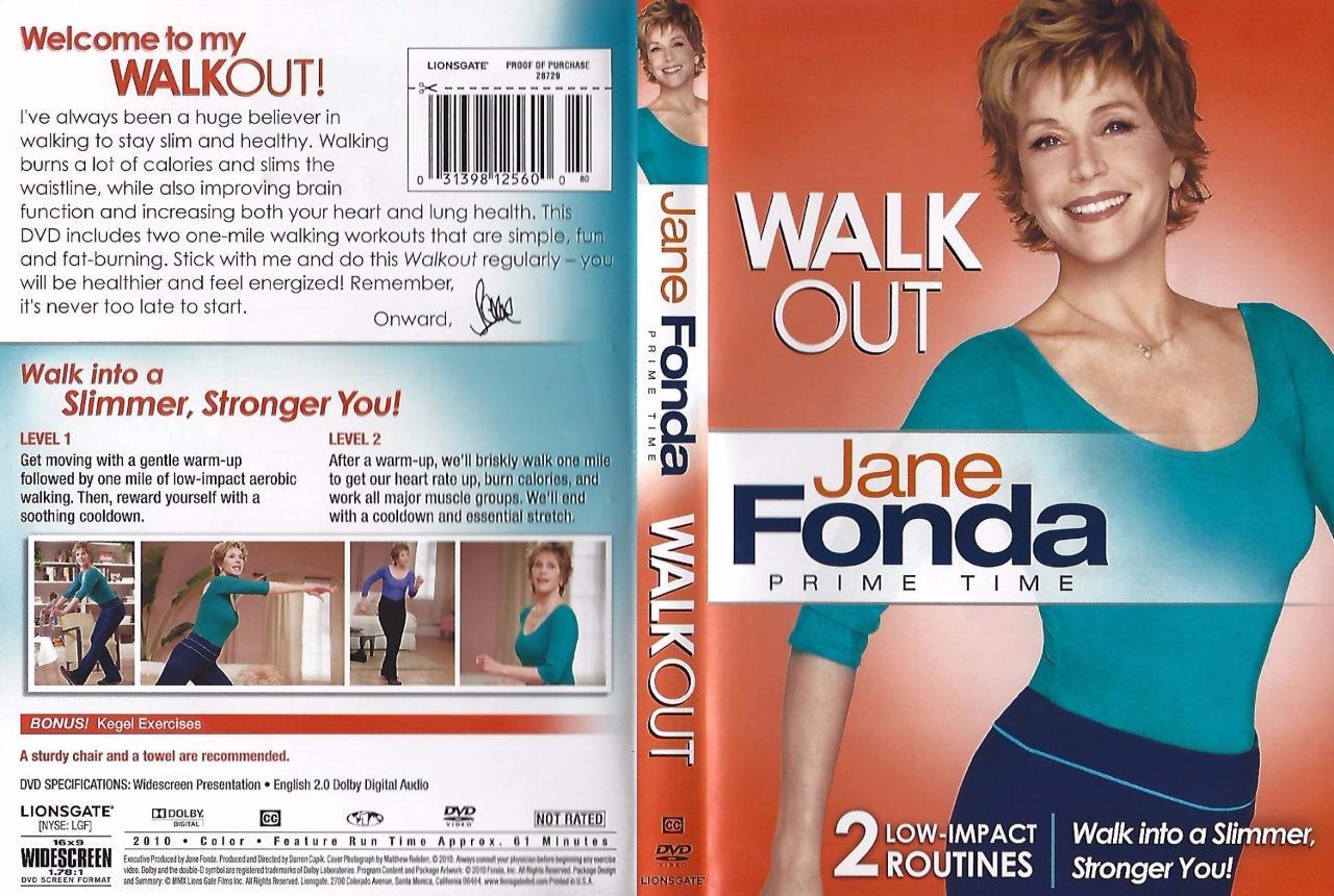 Jane fonda level 2