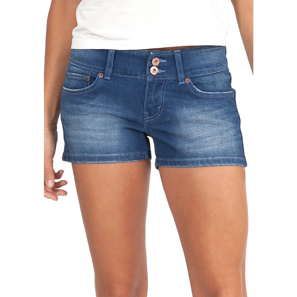 Juniors' SO® Cuffed Midi Jean Shorts. clearance. $ Original $ Juniors' Wallflower Curvy Ripped Jean Shorts. clearance. $ Original $ We have all the juniors shorts she loves, including junior khaki shorts, which are ideal for her everyday wardrobe.