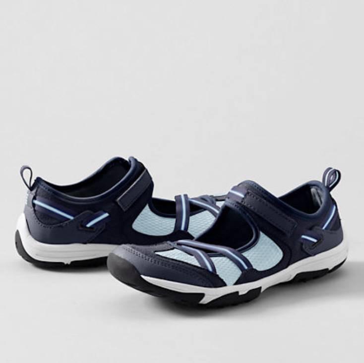 Lands End Women S Trekker Shoes