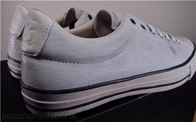 3fa1577bce96bc Converse X John Varvatos Star Player All Star Ox Oxford Lo Leather ...