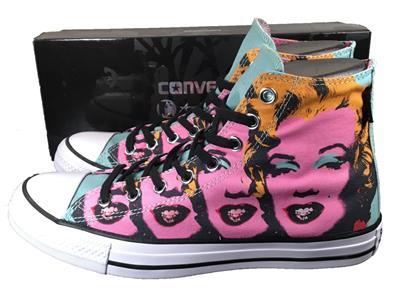 8c881376f46 Converse Andy Warhol Marilyn Monroe Hi Chuck Taylor All Star ...