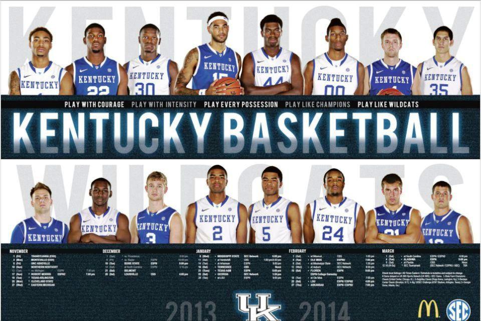 Uk Basketball Schedule