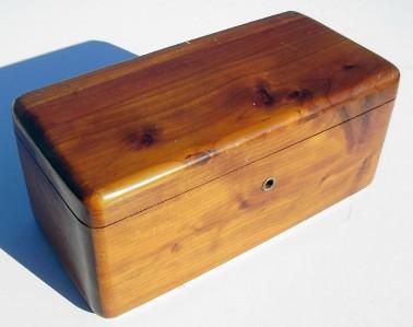 Lane Cedar Chest Salesmans Sample Adv Rock Furniture Co