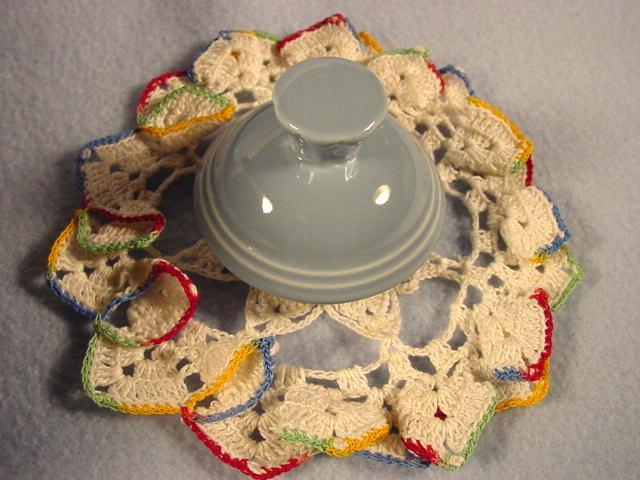 Fiesta-PERIWINKLE-BLUE-Coffee-Server-Lid-Discontinued-Color