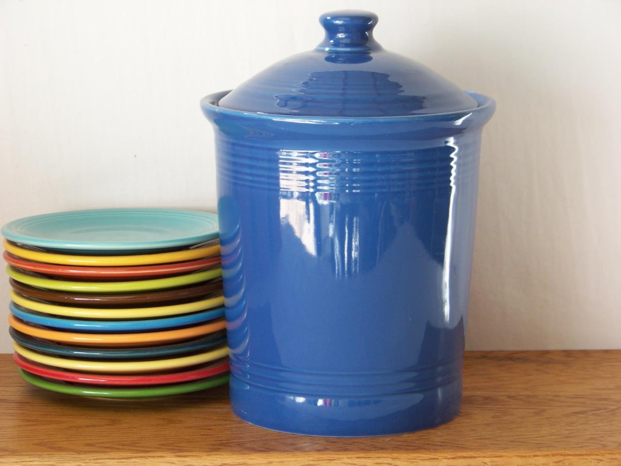 Fiesta-Large-Canister-Choice-of-Colors thumbnail 4