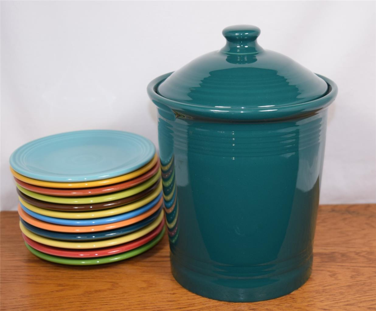 Fiesta-Large-Canister-Choice-of-Colors thumbnail 3