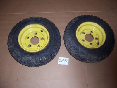 John Deere 826 Snow Blower Tires 0568