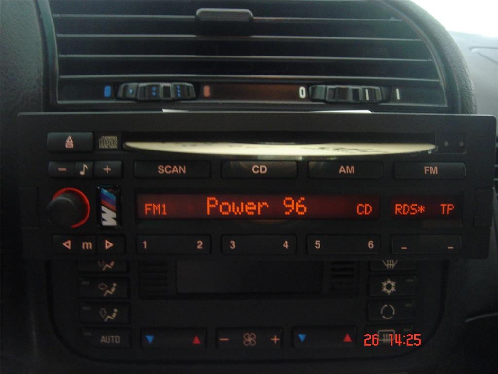 whats the deal with the e36 business cd radio. Black Bedroom Furniture Sets. Home Design Ideas