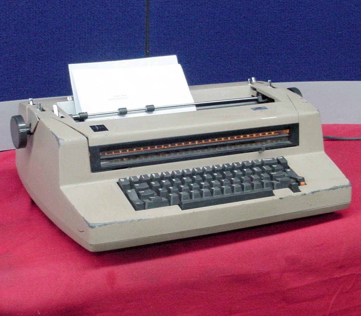 Ibm Selectric Iii Tan Electric Typewriter Works Ebay