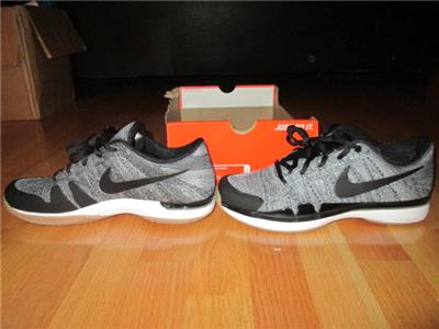 4e51b2cfdb685 You are bidding on a pair of brand new in box NIKE Zoom Vapor Flyknit  Tennis Shoes