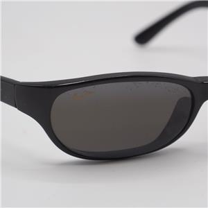 5c3b94c69 Maui Jim Black Polarized Sunglasses | eBay
