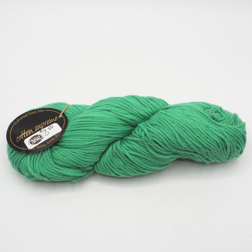 Universal Yarn Cotton Supreme Holiday Red 615