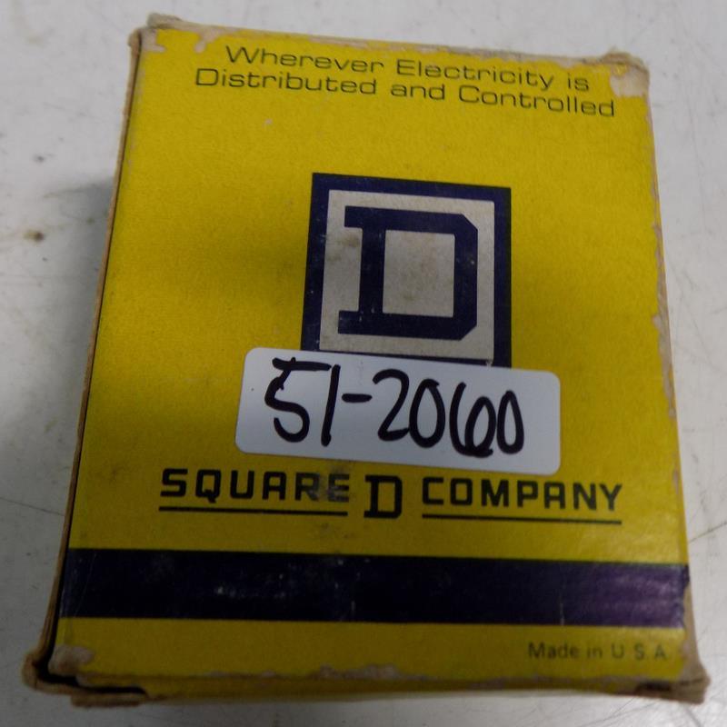SQUARE D 8903L3R U 30A 2 USED