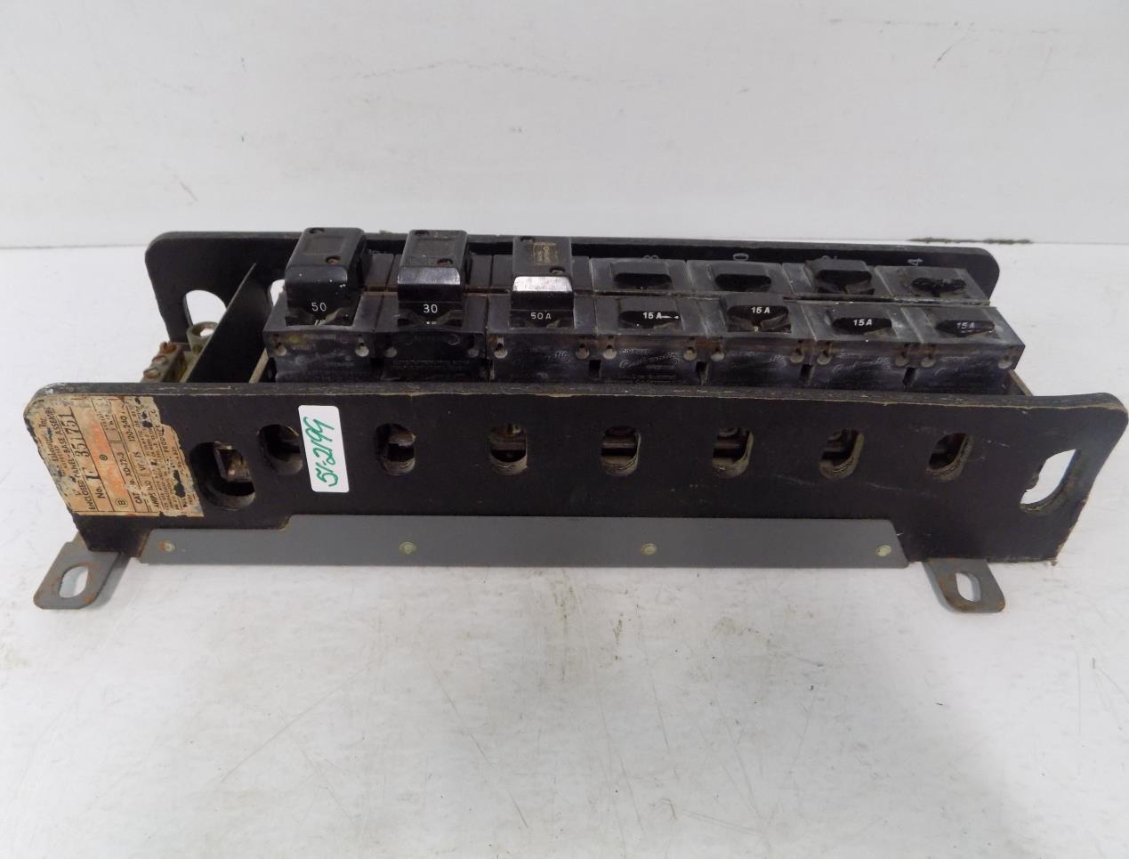 Pushmatic Breaker Panel Diagram Of Circuit Wiring Bulldog Insert W Breakers Xd 12 3