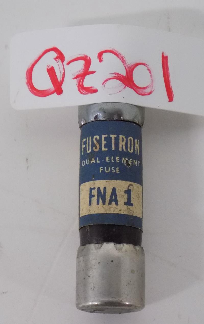 Fusetron Dual Element Fuse FNA 4//10 Amp 250V Lot of 2