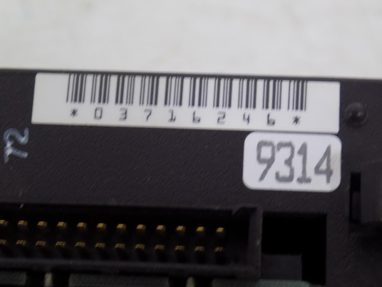 GE FANUC 16PT INPUT MODULE IC693MDL240C