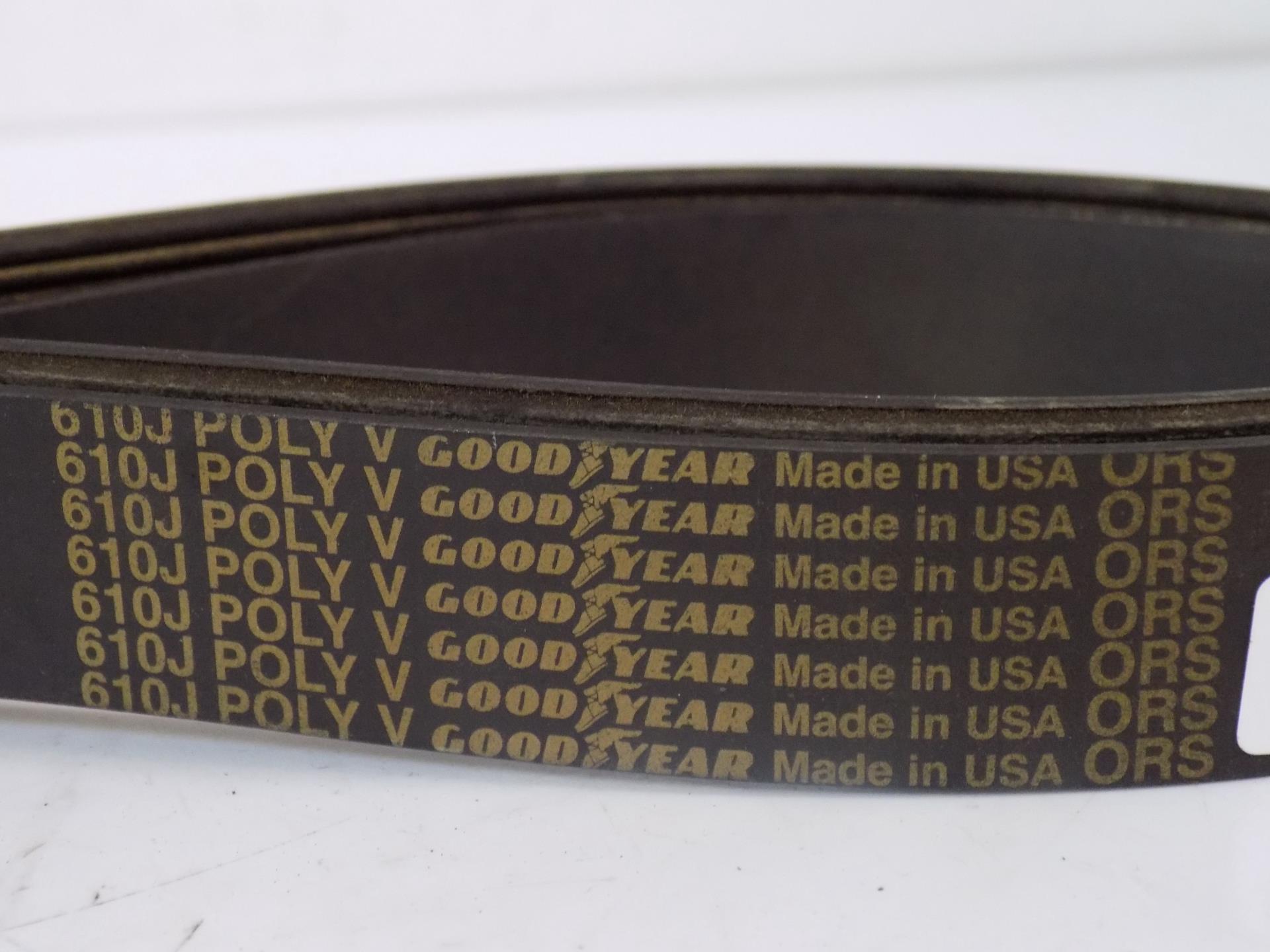 D/&D PowerDrive 610J10 Poly V Belt