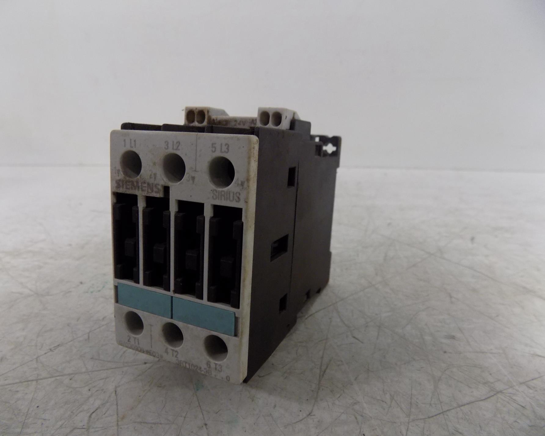 Siemens 3rt1017-1ap02 Schütz contactor