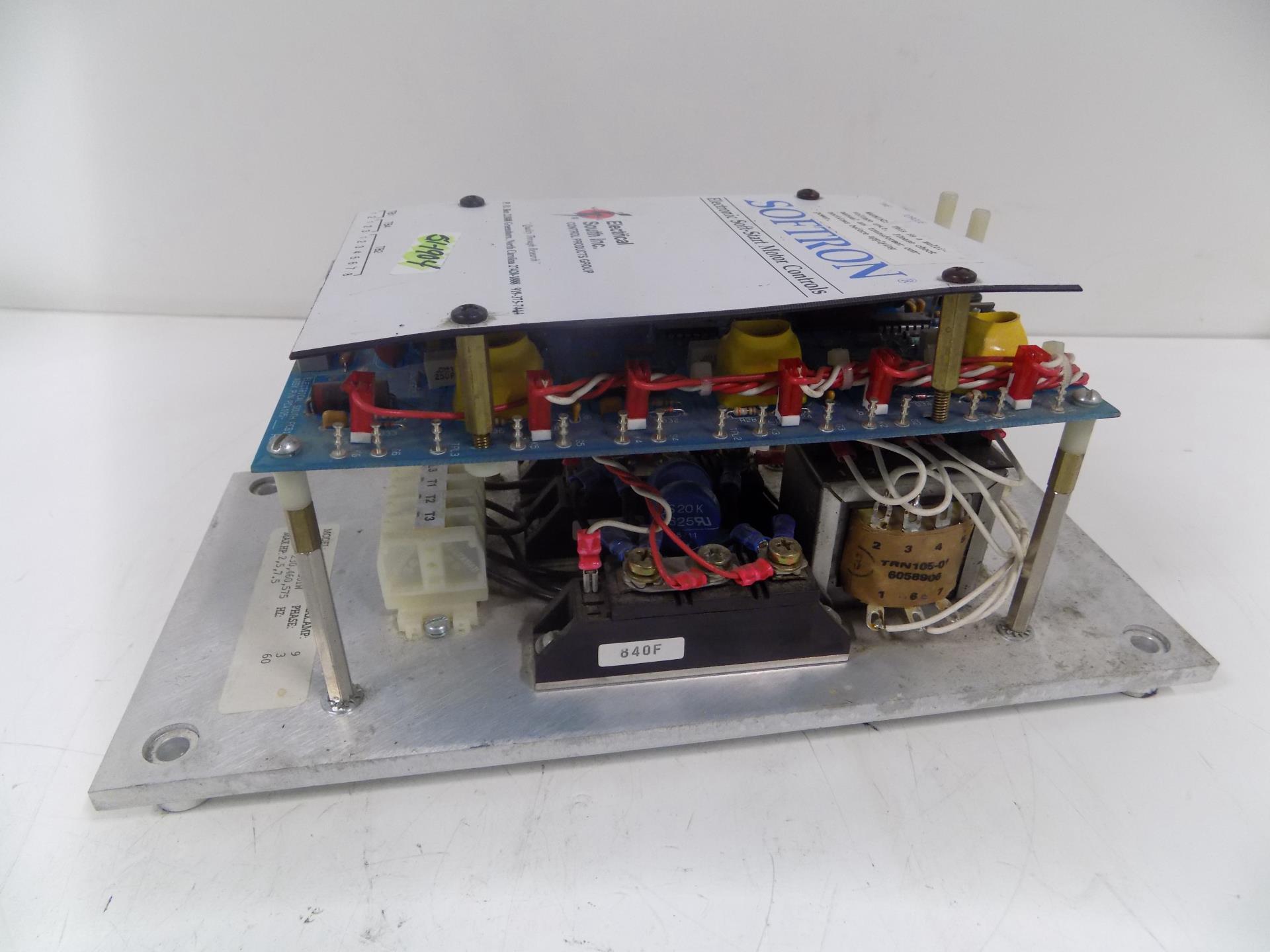 Softron 9 Amp 3 Phase Electronic Soft