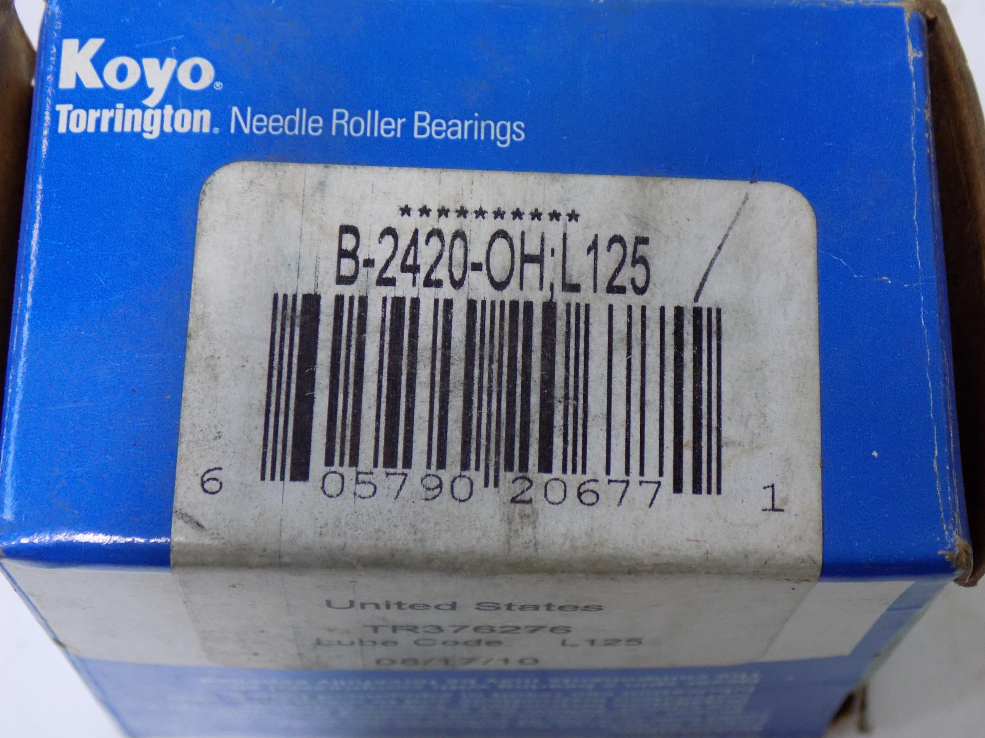 KOYO B-2420 BEARING
