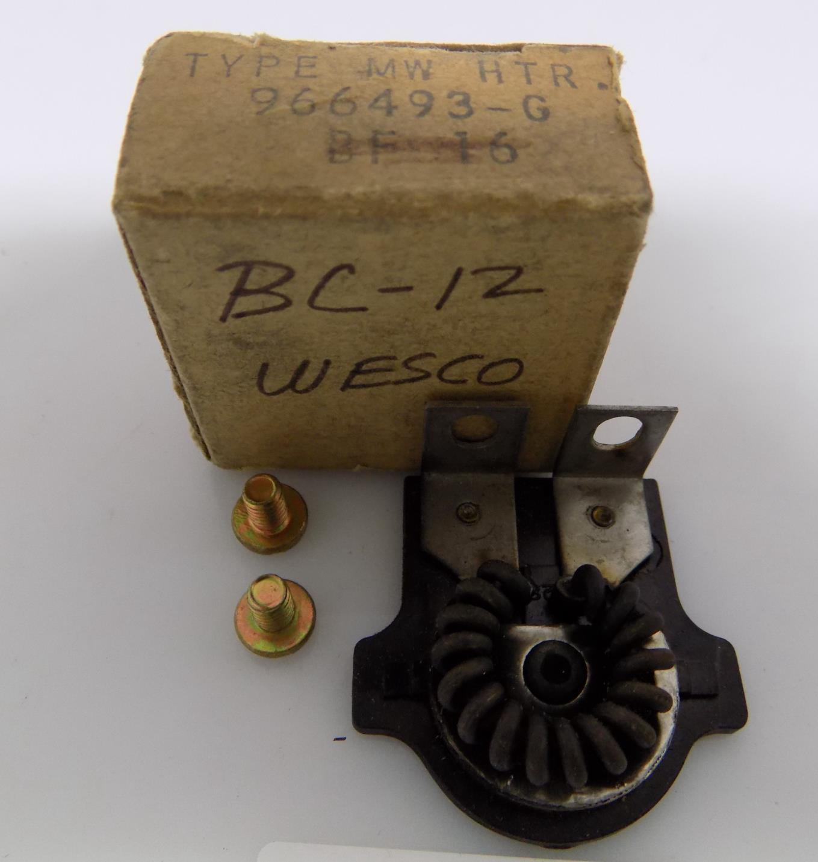 H2111B CUTLER HAMMER OVERLOAD RELAY HEATER COIL PACK