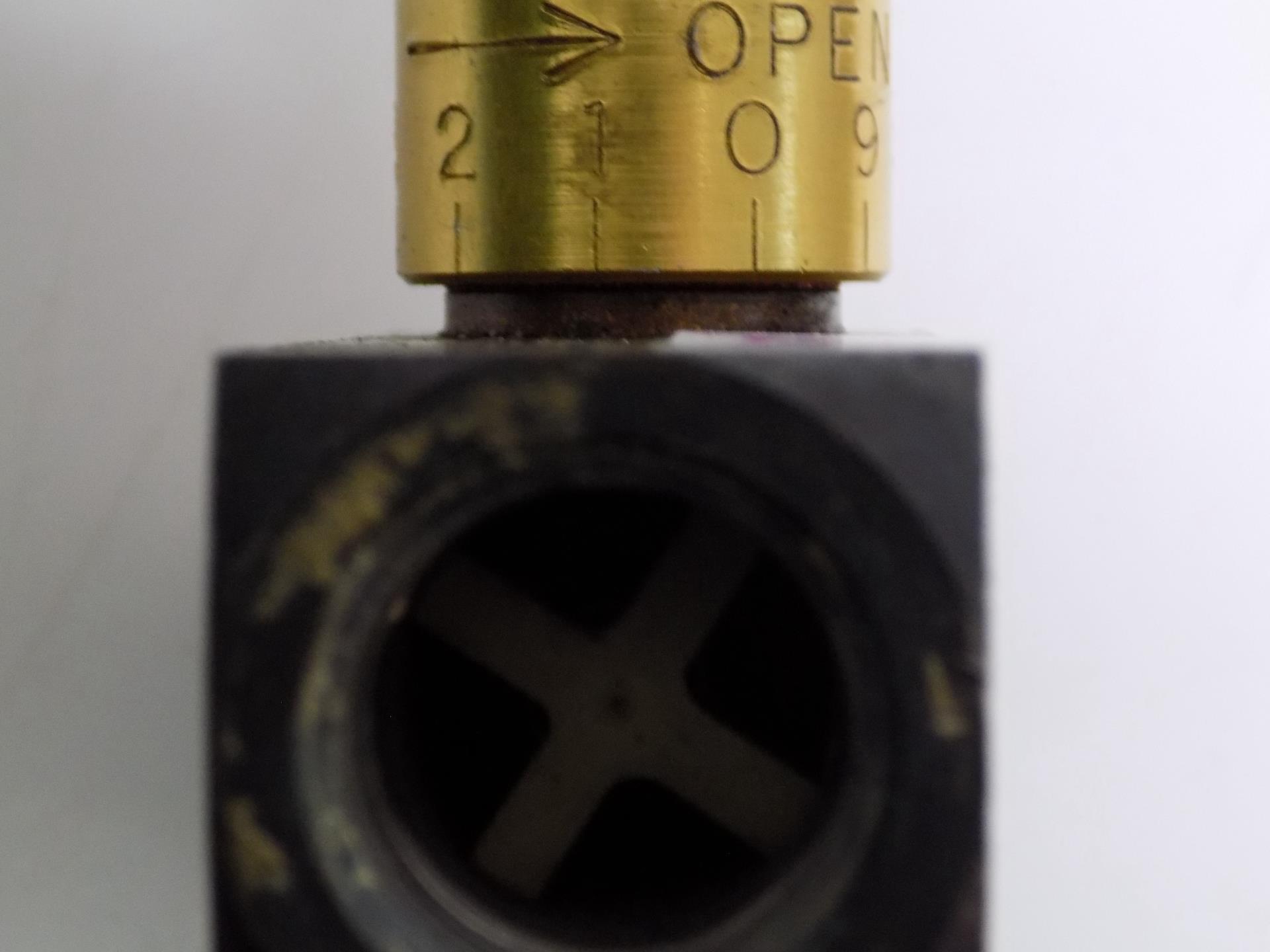 Deltrol EF-10 control de flujo