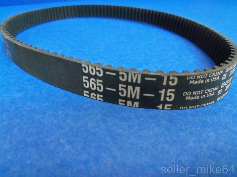 D/&D PowerDrive 565-5M-15 Timing Belt