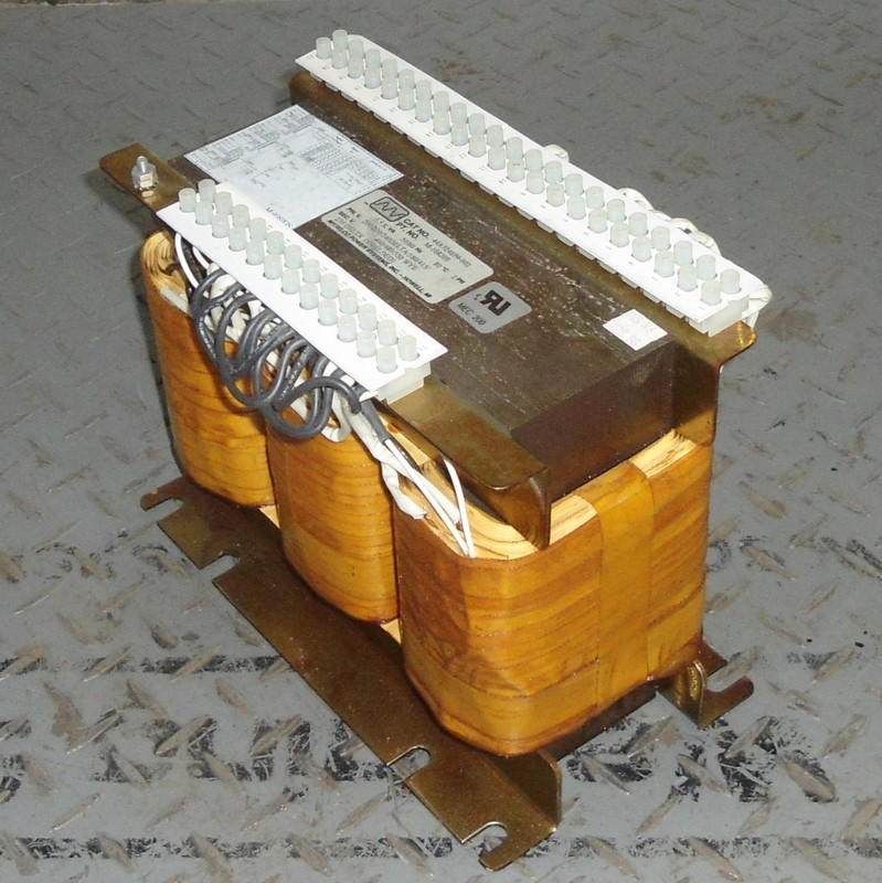 Details about MARELCO POWER SYSTEMS 3.5KVA CONTROL TRANSFORMER 44A724699-002 on