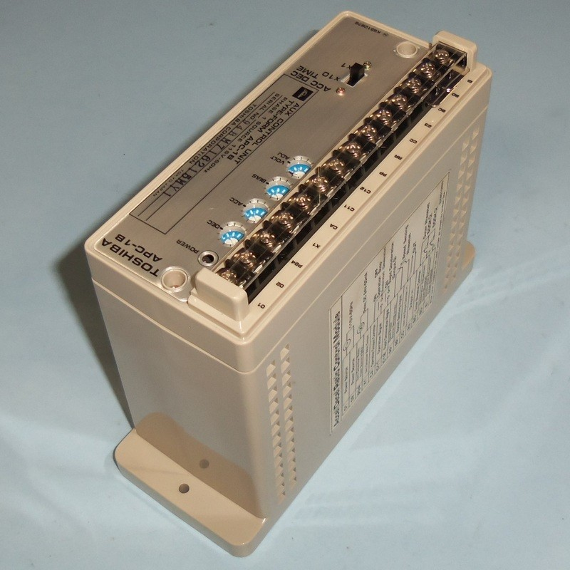 TOSHIBA ACCEL//DECEL RATE CONTROL MODULE APC-1B *NEW* *PZF*