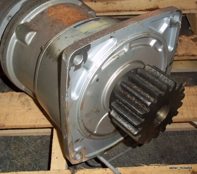 Nissei Gtr A Series Precision Low Backlash Servo Motor