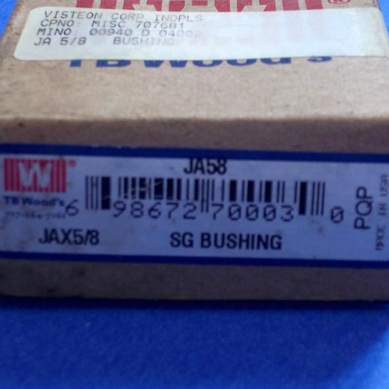 NEW TB WOOD/'S SK X 2-5//8 SURE-GRIP BUSHING SK 2-5//8