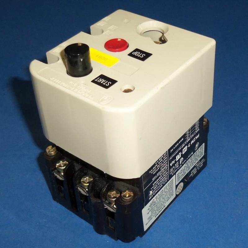 Klockner Moeller 600vac Manual Motor Starter    Protector