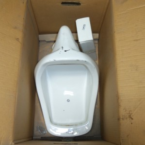 American Standard 2 Quot 3 4 Quot Allbrook Wall Hung Urinal 6541