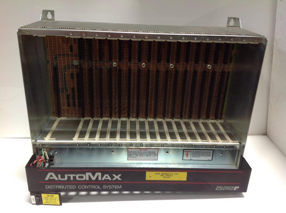 RELIANCE ELECTRIC 115V AC//DC INPUT DIGITIAL CONTROL SYSTEM O-57400-A *PZB*