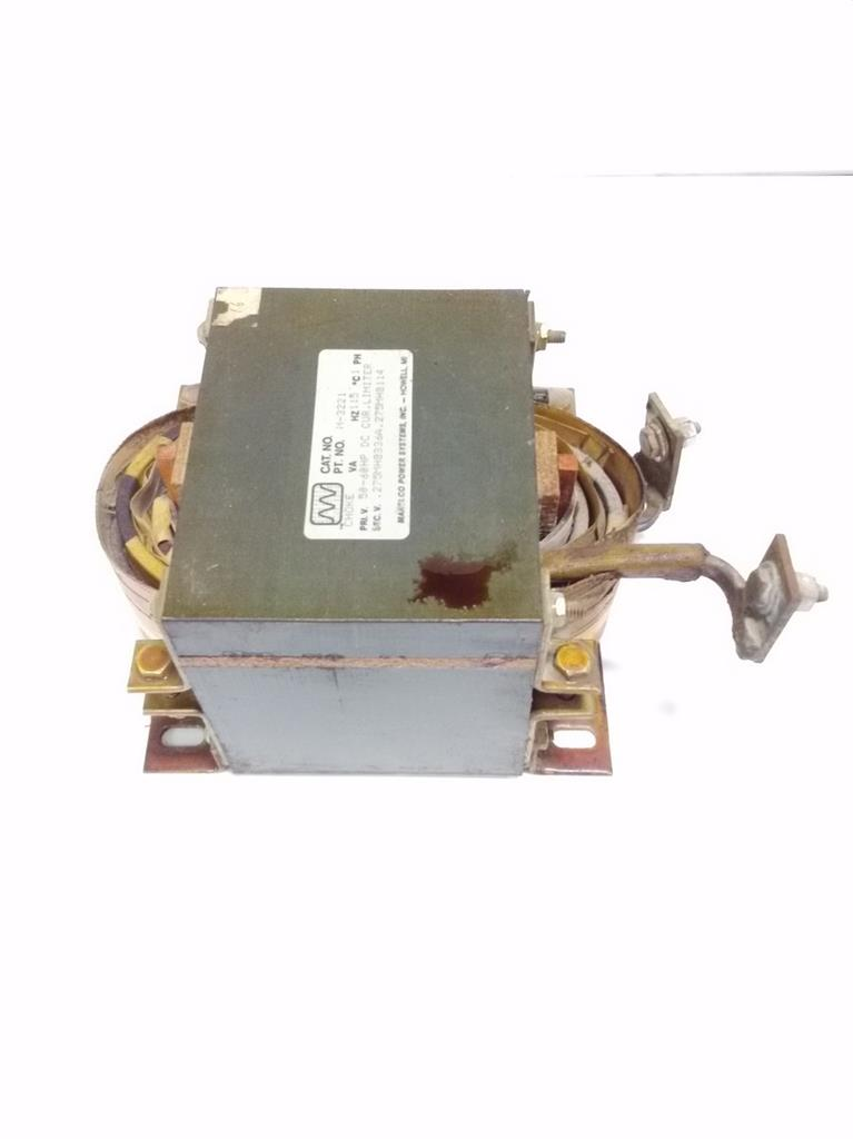 MARELCO 50-60HP 115HZ POWER SYSTEMS  M-3221