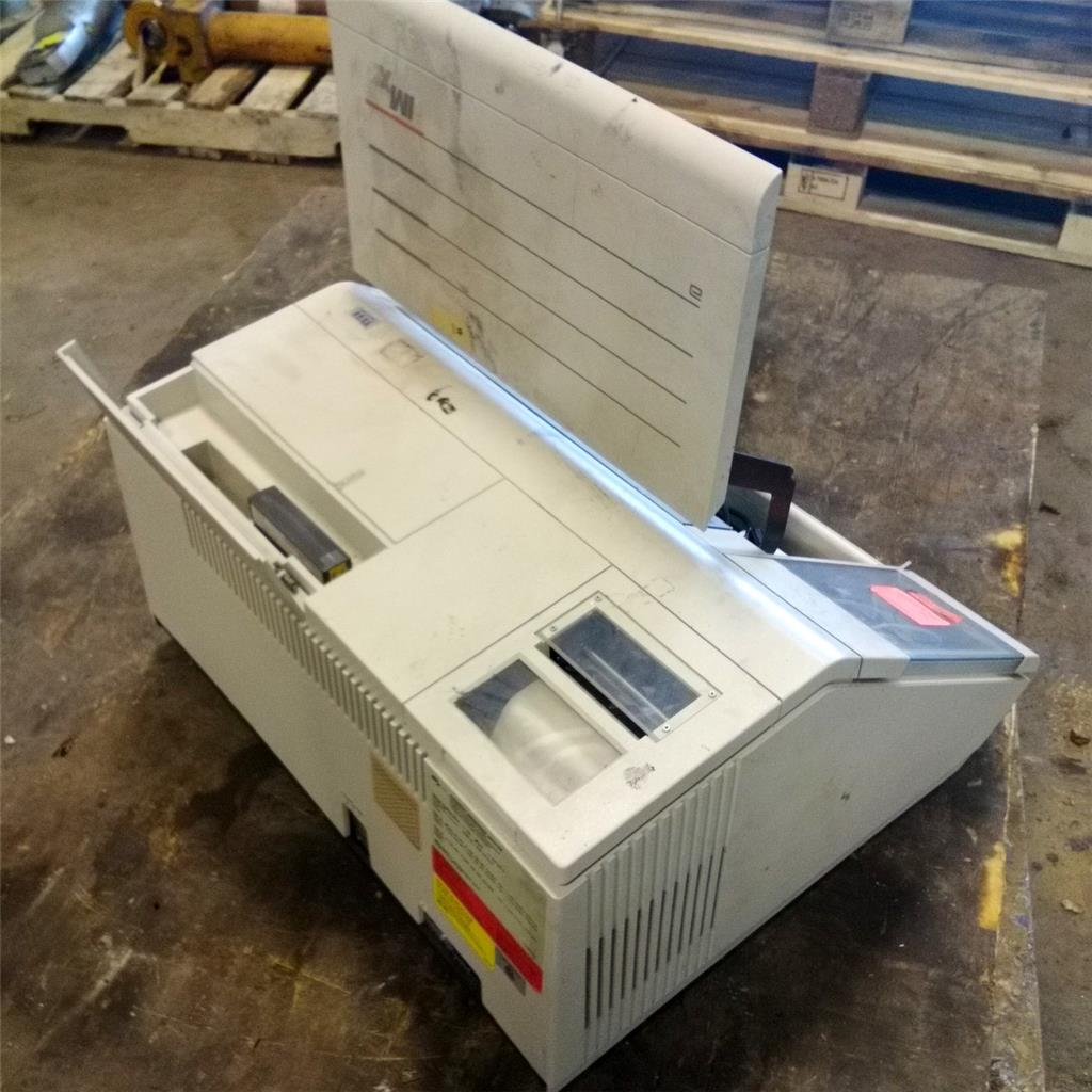 ABBOTT LABORATORIES IMX AUTOMATED IMMUNOASSAY ANALYZER THIS ITEM WILL SHIP FREIGHT ONLY SHIPPING WEIGHT125 Lbs