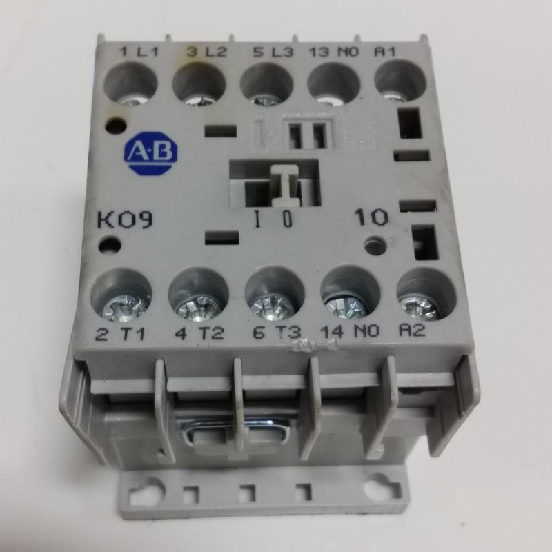 Allen Bradley Contactor 100 K09 10 Series A Kjs Ebay
