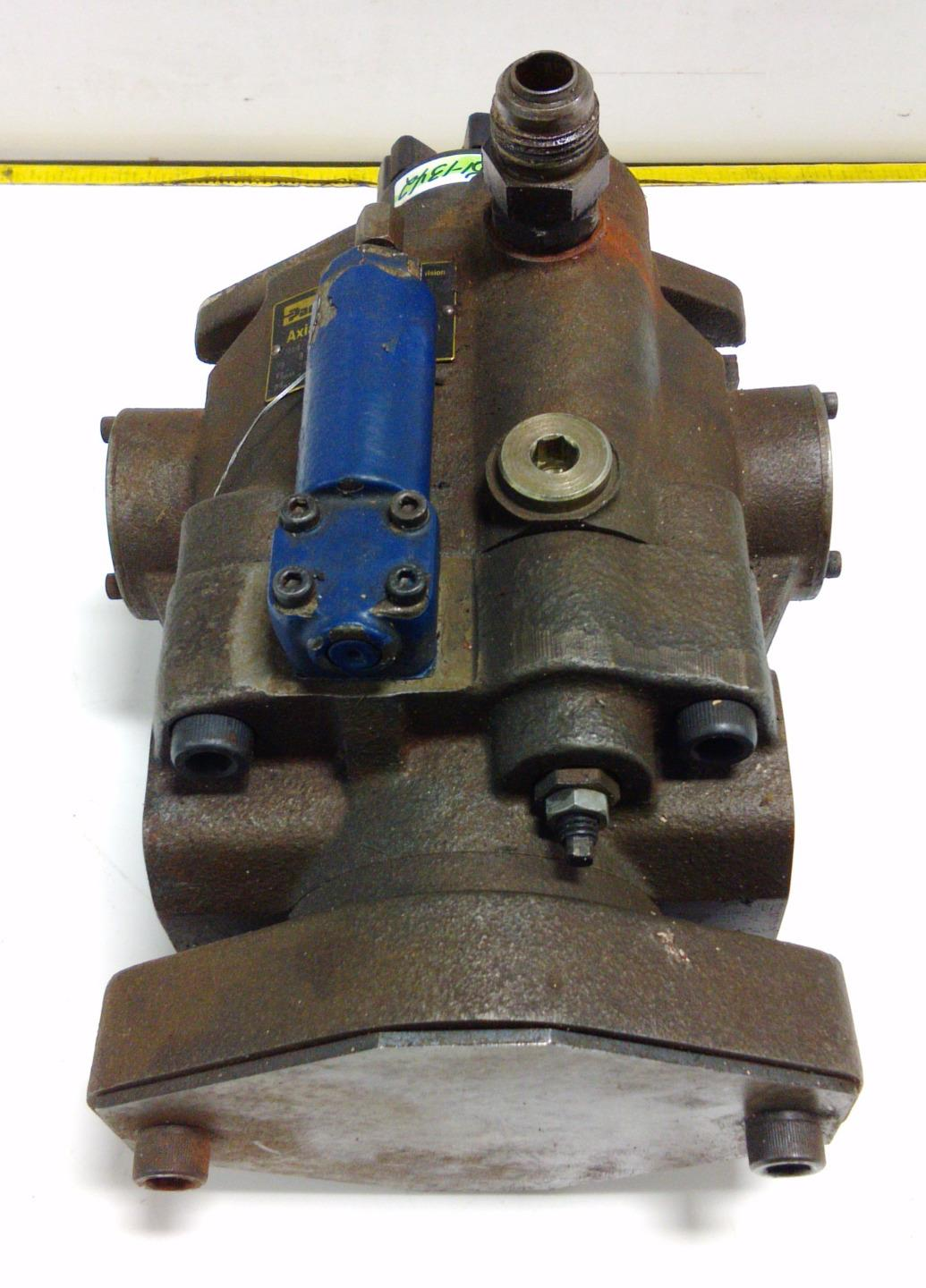 Parker 3000u min hydraulic pump pvp2336k9r59b3 ebay for Parker hydraulic motor identification