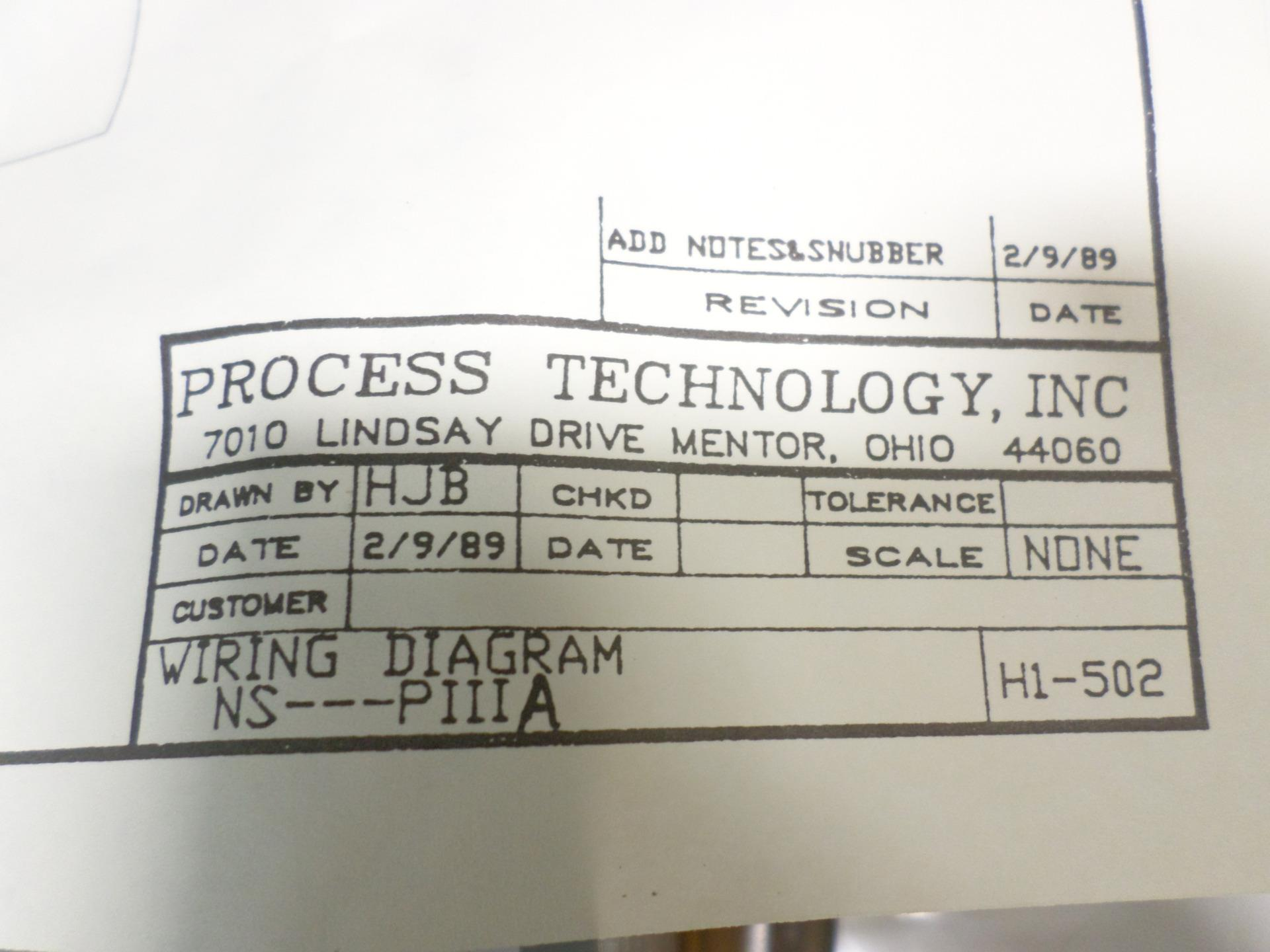 Process Technology Immersion Heater Temp Controller Ns502 2piii Ebay Wiring Diagram 20000w 240v 50a Lsjch06222016 Shelf51 15681 Jobcodedh6416