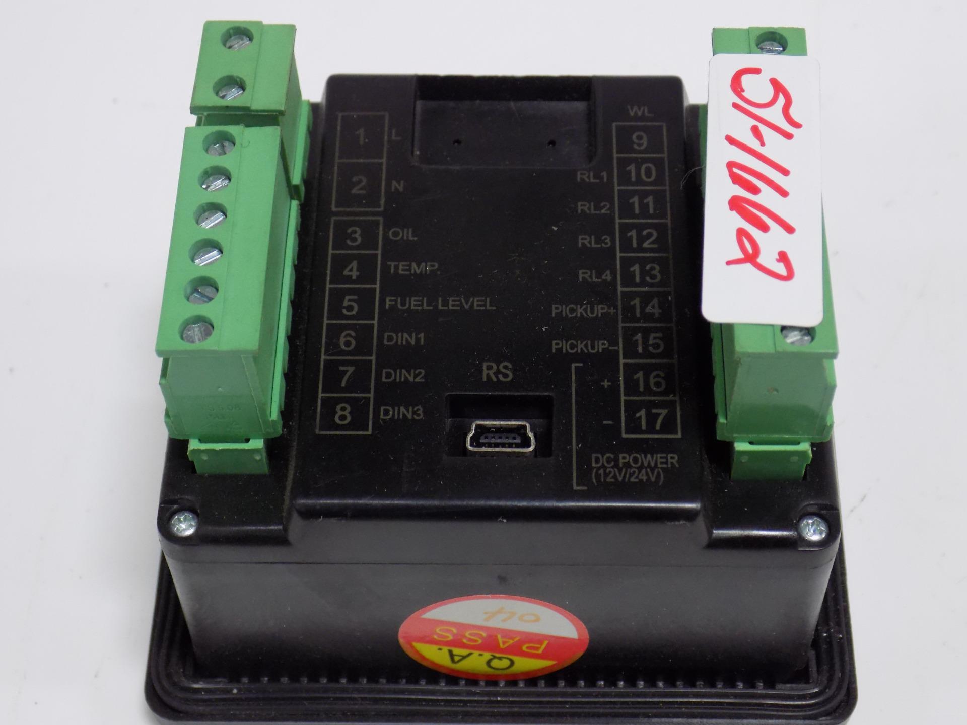 Harsen Genset Controller Gu3303 00 Pzb Ebay