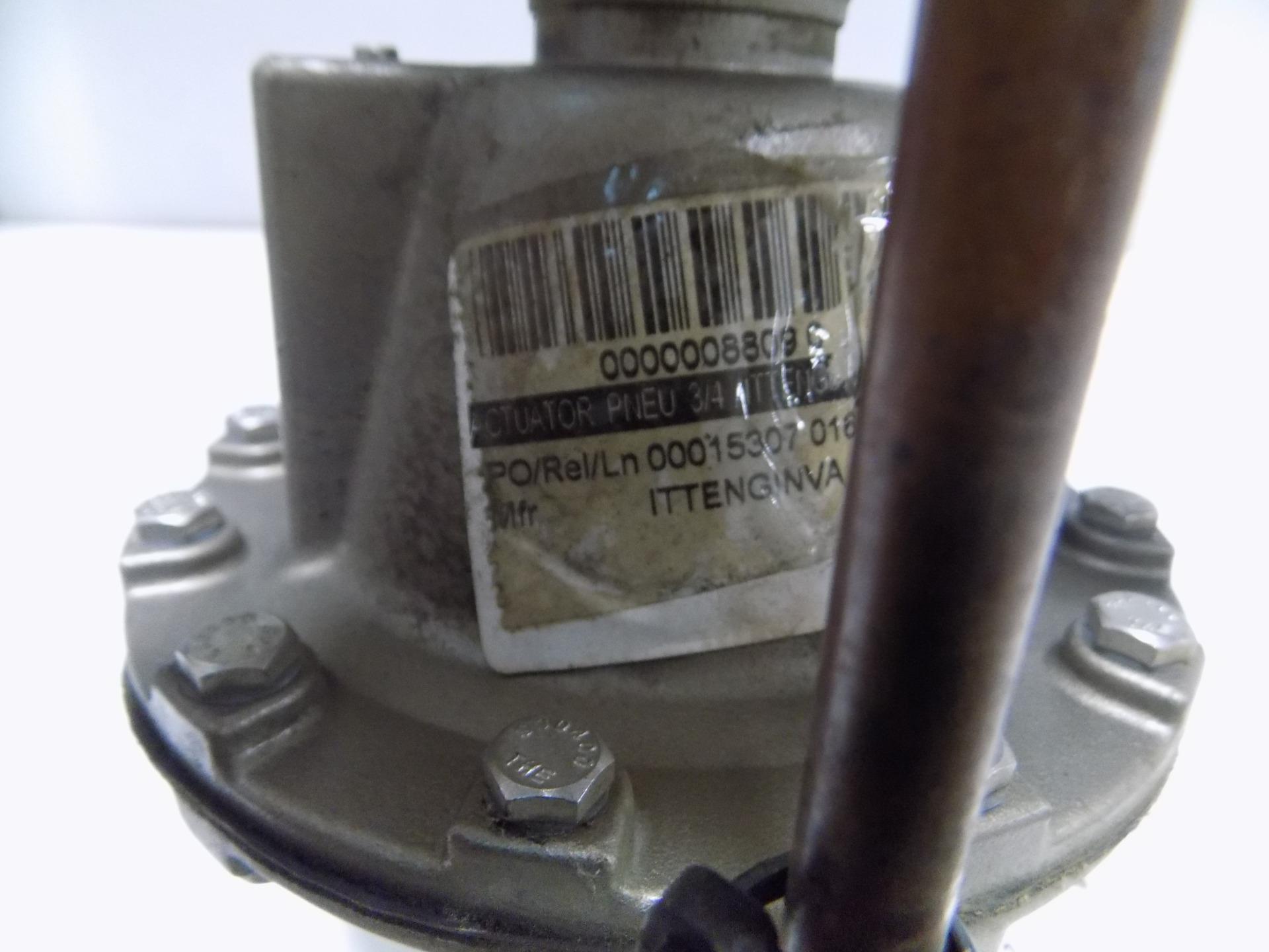 Itt Pneumatic Actuator With Siemens Positioner 73n B Ebay