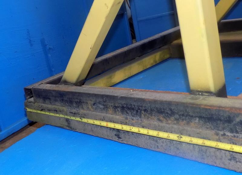 Forklift Roll Reel Attachment Ebay
