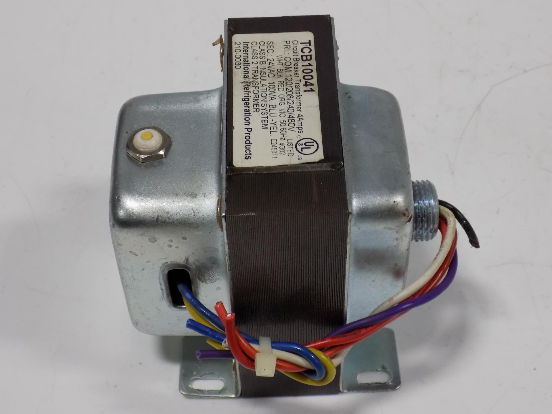 International Refrigeration Products 4amp Circuit Breaker