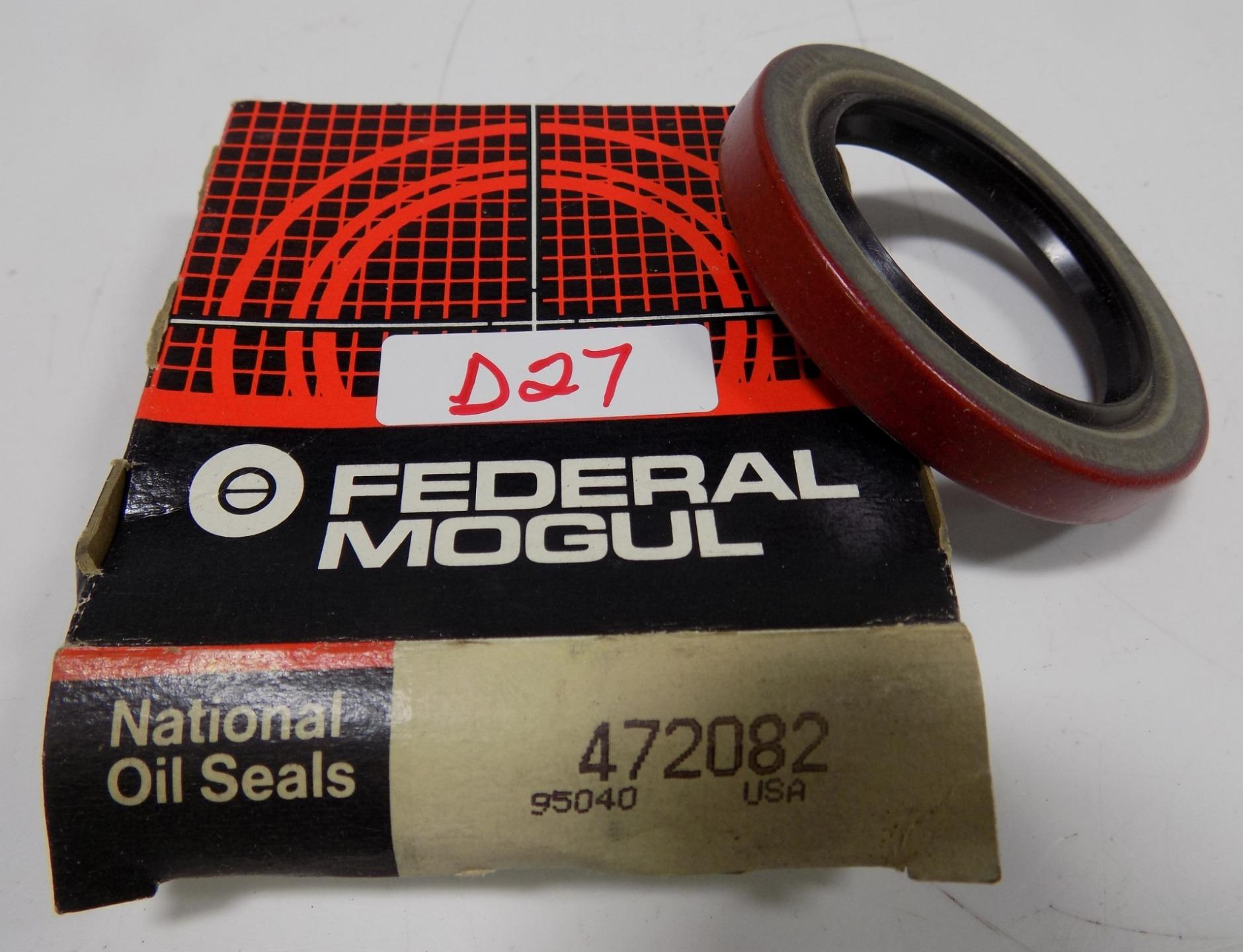 National 472082 Oil Seal
